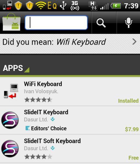Wi-Fi app android market