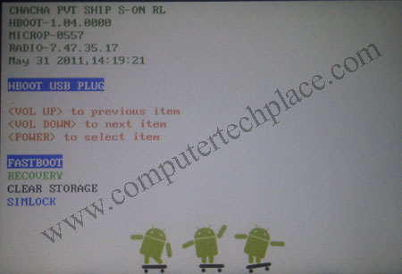 Unlock And Root HTC ChaCha   Computertechplace