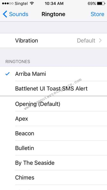 iphone-choose-ringtone